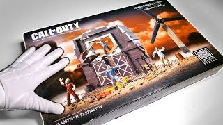 """LEGO"" TRANZIT UNBOXING! Building Mega Bloks Call of Duty Black Ops 2 Zombies Farm & Diner"
