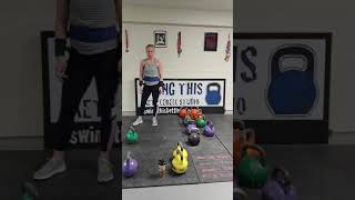Sample of Long Cycle Instruction by Swing This Kettlebell Coaching
