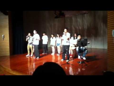 Honours College Class 2013 Talent Show @ the University of Macau