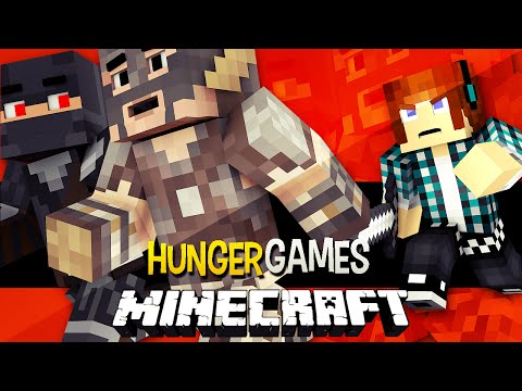 A Esperança !! Jogos Vorazes - HungerGames Minecraft