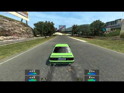 LFS E30 Drift.