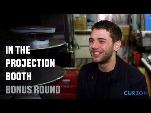 In the Projection Booth (Bonus Round) - Xavier Dolan