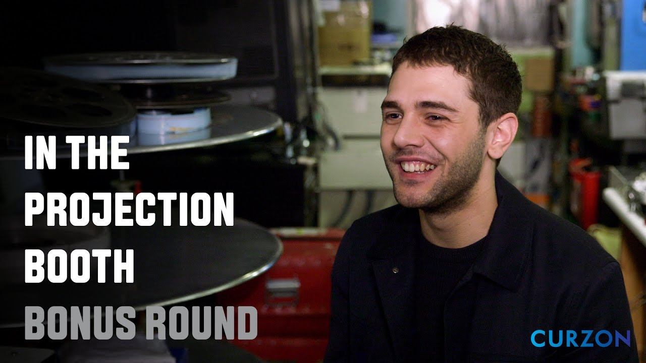 In the Projection Booth (Bonus Round) - Xavier Dolan. Curzon Artificial Eye