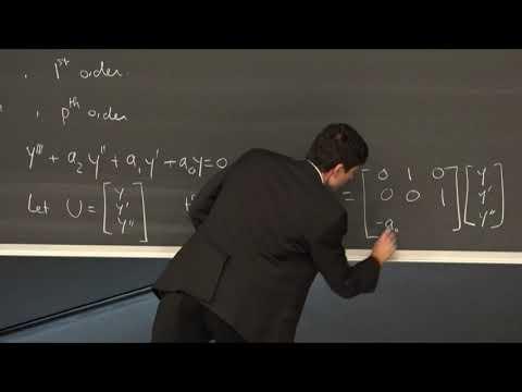 Cours de mathématiques avec le professeur John Cagnol [2/3]