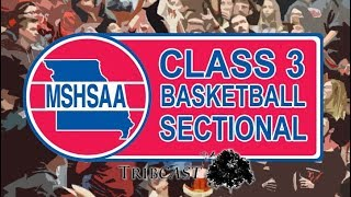 Sectional Basketball: Bowling Green Lady Bobcats vs. Clark County