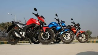 top 5  best 150 cc bike in india dec- jan 2016-17