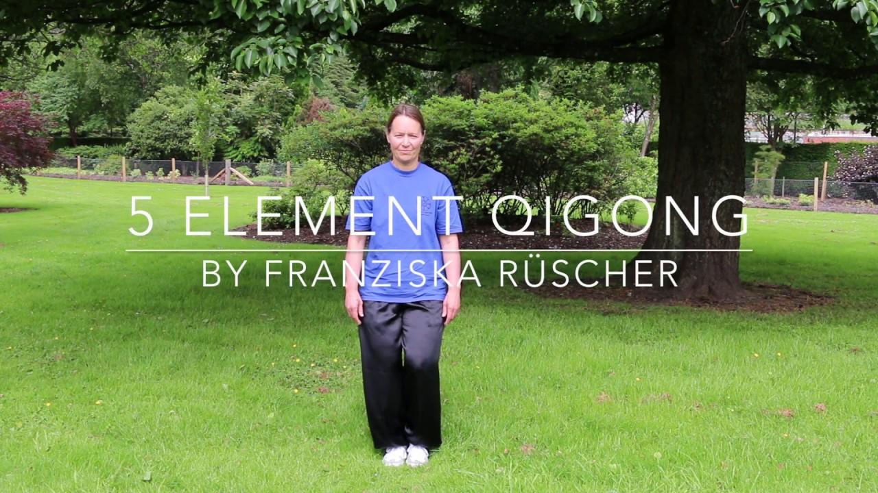 5 Elements Qigong – Videos and Instructions - taiji-forum com