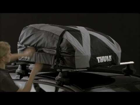thule ranger 90 softbox youtube. Black Bedroom Furniture Sets. Home Design Ideas
