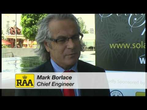 RAA Advocates Solar Spirit Australia