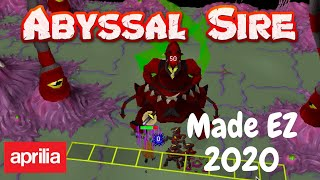 Updated Abyssal Sire Easy Guide [OSRS 2020]