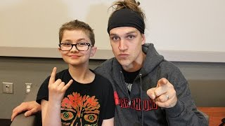 Jason Mewes discusses Mallrats 2, Clerks 3, farts, and more with Elliott