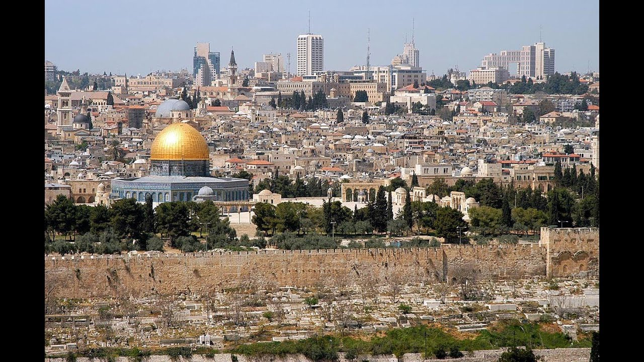 رؤية القدس او المسجد الاقصى فى المنام تفسير الاحلام Youtube