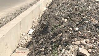 Как проходит ремонт дорог проверил мэр Э.Акблатов