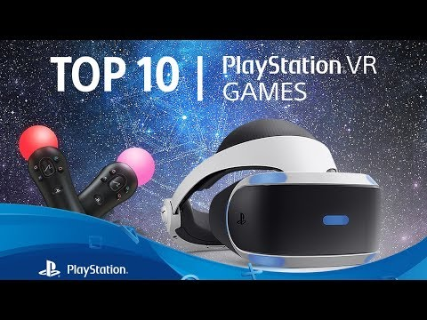 Top 10 BEST PlayStation VR Games
