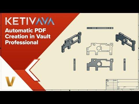 Automatic PDF Creation | Autodesk Virtual Academy