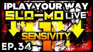 "CoD Ghosts: The SLO-MO Challenge! - ""iPlay Your Way"" EP. 34 (Call of Duty Ghost Multiplayer)"