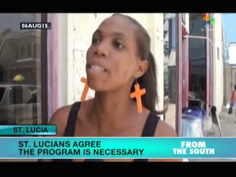 St. Lucia Offers Foreigners Citizenship in Exchange for Investment