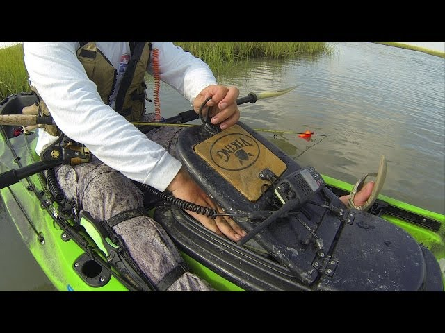 Tackle Pod - Viking Kayak's Profish 400 Lite