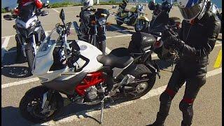 MV Agusta Turismo Veloce Lusso Klausenpass