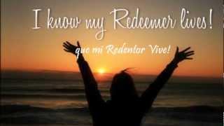 My Redeemer by Nicole C. Mullen en Español