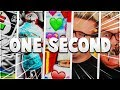 ONE SECOND From EVERY Video From 2018