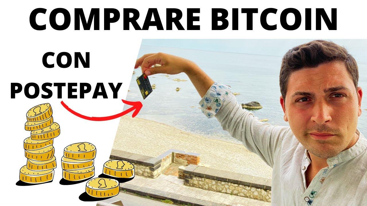 Come Comprare Bitcoin con PostePay: top 4 Siti Dove Acquistare BTC