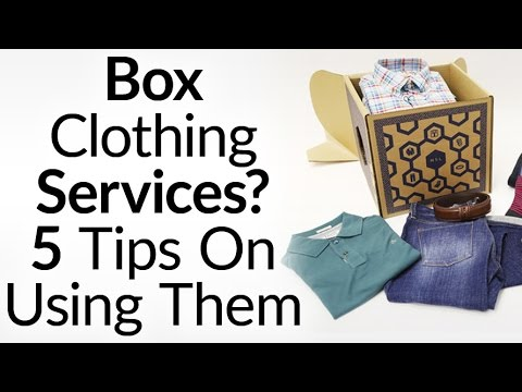 Mens Clothing Subscription >> Want To Use A Box Clothing Service Watch This First Rmrs Youtube
