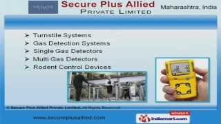 Electronic Security Devices by Secure Plus Allied Private Limited, Mumbai