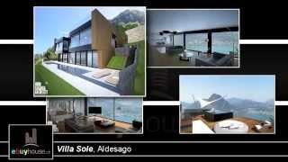 Villa di lusso Lugano Aldesago - Vista Lago - EbuyHouse Real Estate
