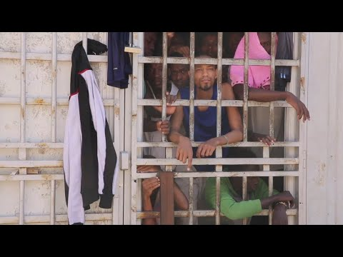 #Reporters: Trapped in Libya, migrants face torture and slavery