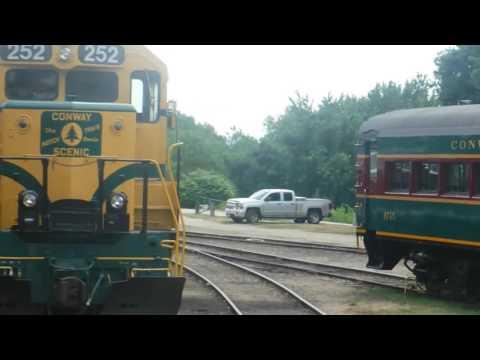 conway scenic railroad wig wag