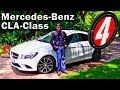 Mercedes-Benz CLA 180 | New Car Review