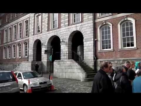 Dublin Castle   the full tour