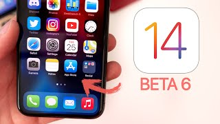 iOS 14 Beta 6 Released - What's New?