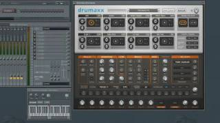 Drumaxx Tutorials - Chapter Two: Working with Drum Pads