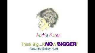 Auntie Karen YE Biz Chats hosted by Matthew Addison - S1 E3 Bailey Hunt