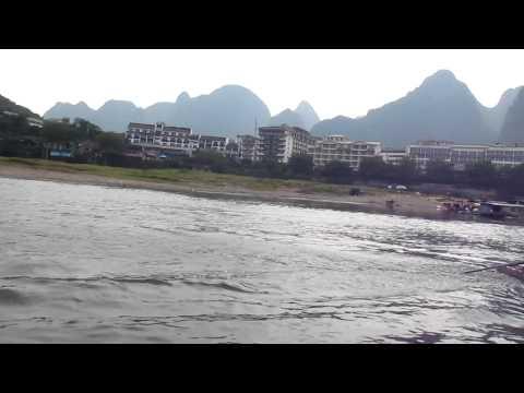 שייט על נהר ''לי'' - סין
