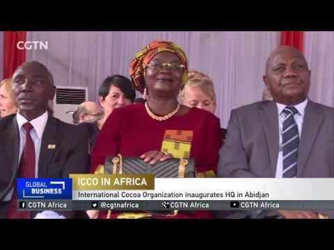 International Cocoa Organization inaugurates HQ in Abidjan