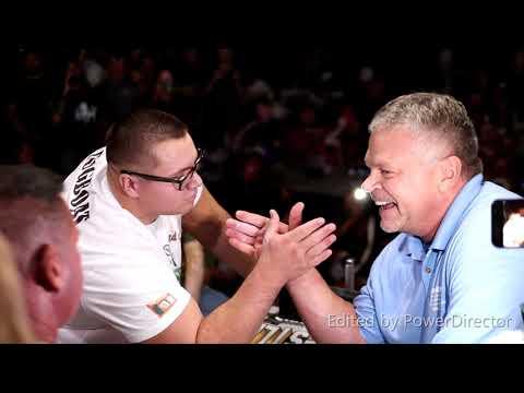 John Brzenk Vs Chance Shaw (Un-Cut) The Match From My Vantage Point