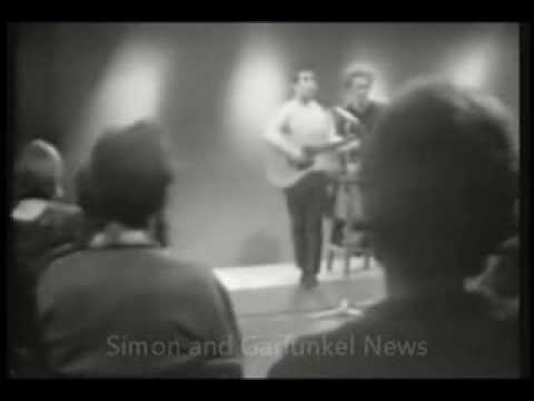 Simon & Garfunkel - Holland - Live, 1966