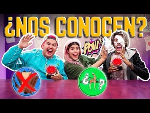 AMIGO VS HERMANO QUIEN NOS CONOCE MÁS? | LOS POLINESIOS RETO