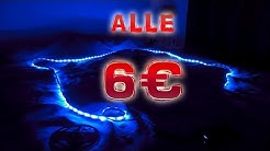 🚨 Alle 6€ USB RGB 5050 LED-valonauha 🇨🇳