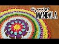 How to crochet MANDALA ♥ CROCHET LOVERS