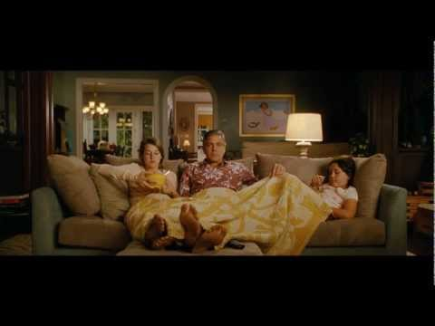 THE DESCENDANTS - Familie und andere Angelegenheiten - Trailer (Full-HD) - Deutsch / German