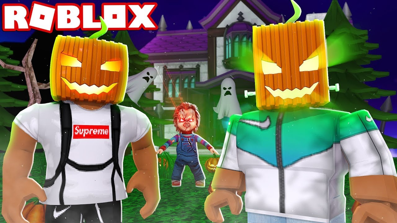 Roblox Halloween 2017 Youtube