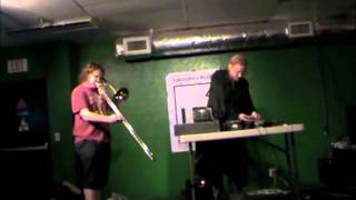 11 A.J. Herring and Ben Barrett Laboratory Music #4 Improvisation Festival