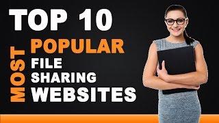 Best File Sharing Websites - Top 10 List