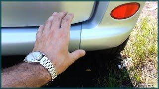 Как покрасить бампер переходом с баллончика самому(Подробный видео обзор о том, как покрасить бампер переходом с баллончика. В этом видео я показываю, как сдел..., 2016-10-02T23:03:10.000Z)