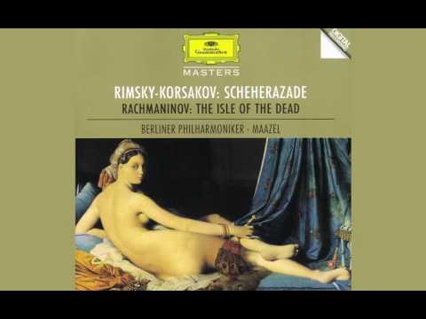 『Nikolai Rimsky-Korsakov』 SCHEHERAZADE,Op.35《シェヘラザード》 Berliner Philharmoniker, Lorin Maazel【FLAC】