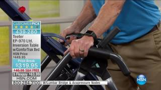 HSN | Teeter Inversion Fitness Solution 03.12.2017 - 12 PM